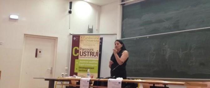 Parcours Custrui and Pepite Corse  University of Corsica