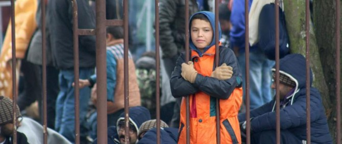The EU's core values are at stake in the migration crisis