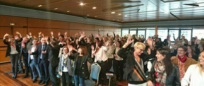 1st Regional Congress of Corsican Business Women.